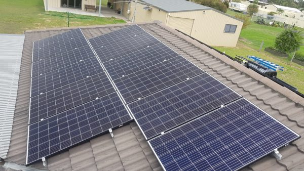 Solar installation projects