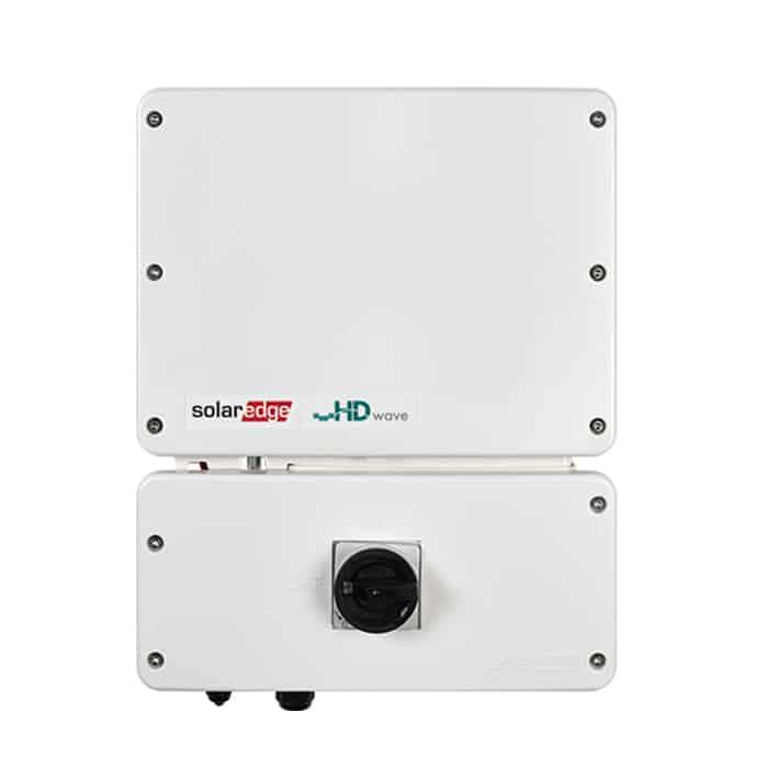 solaredge single phase inverter