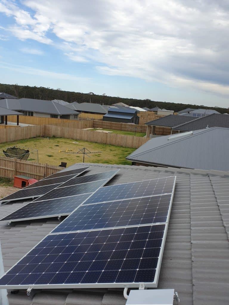 solar panel installation medowie