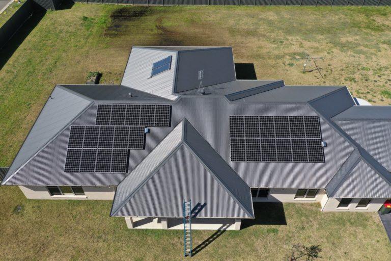 Installation - Solar Installation