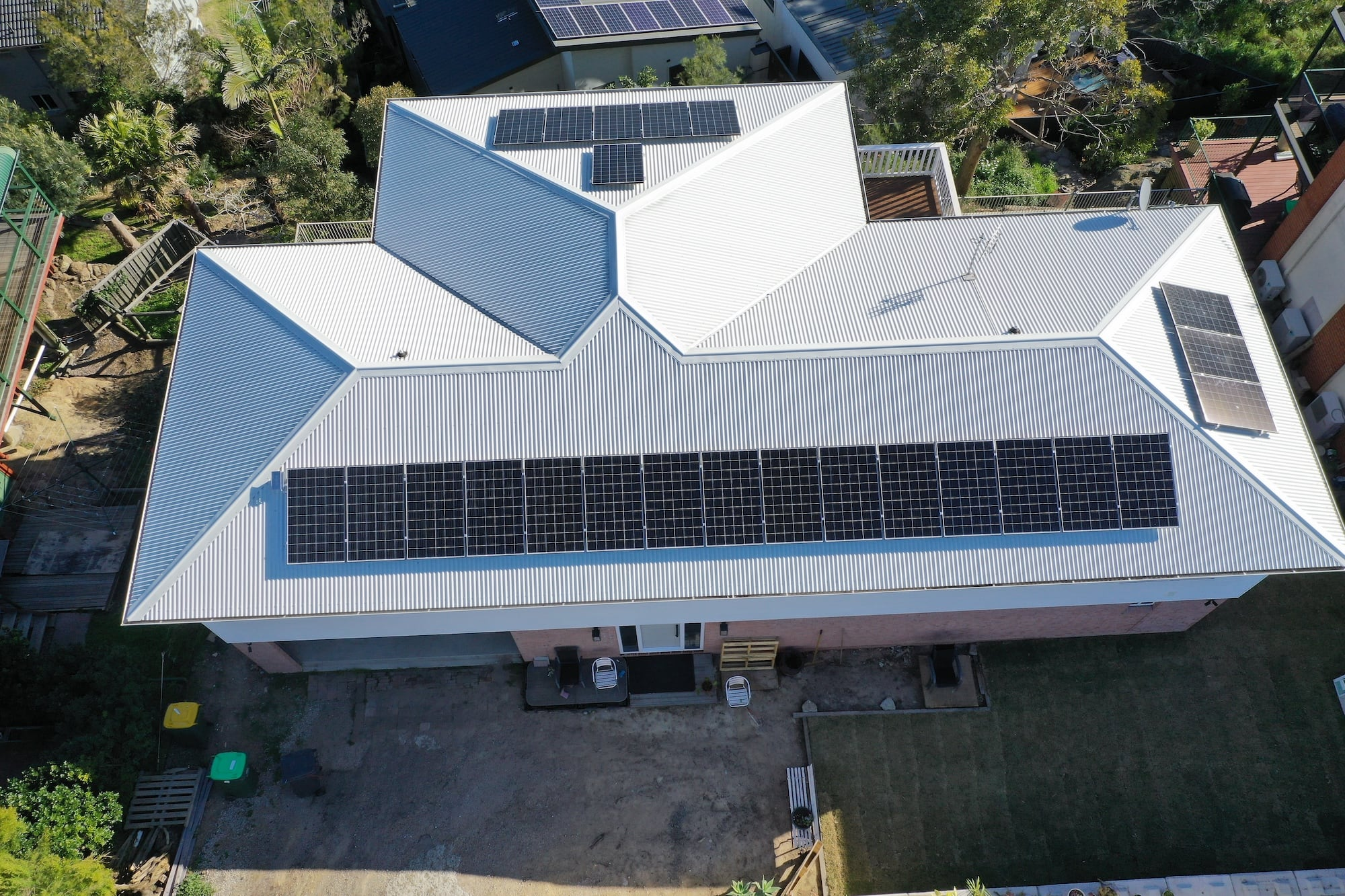 aztech solar panel installation_august 6