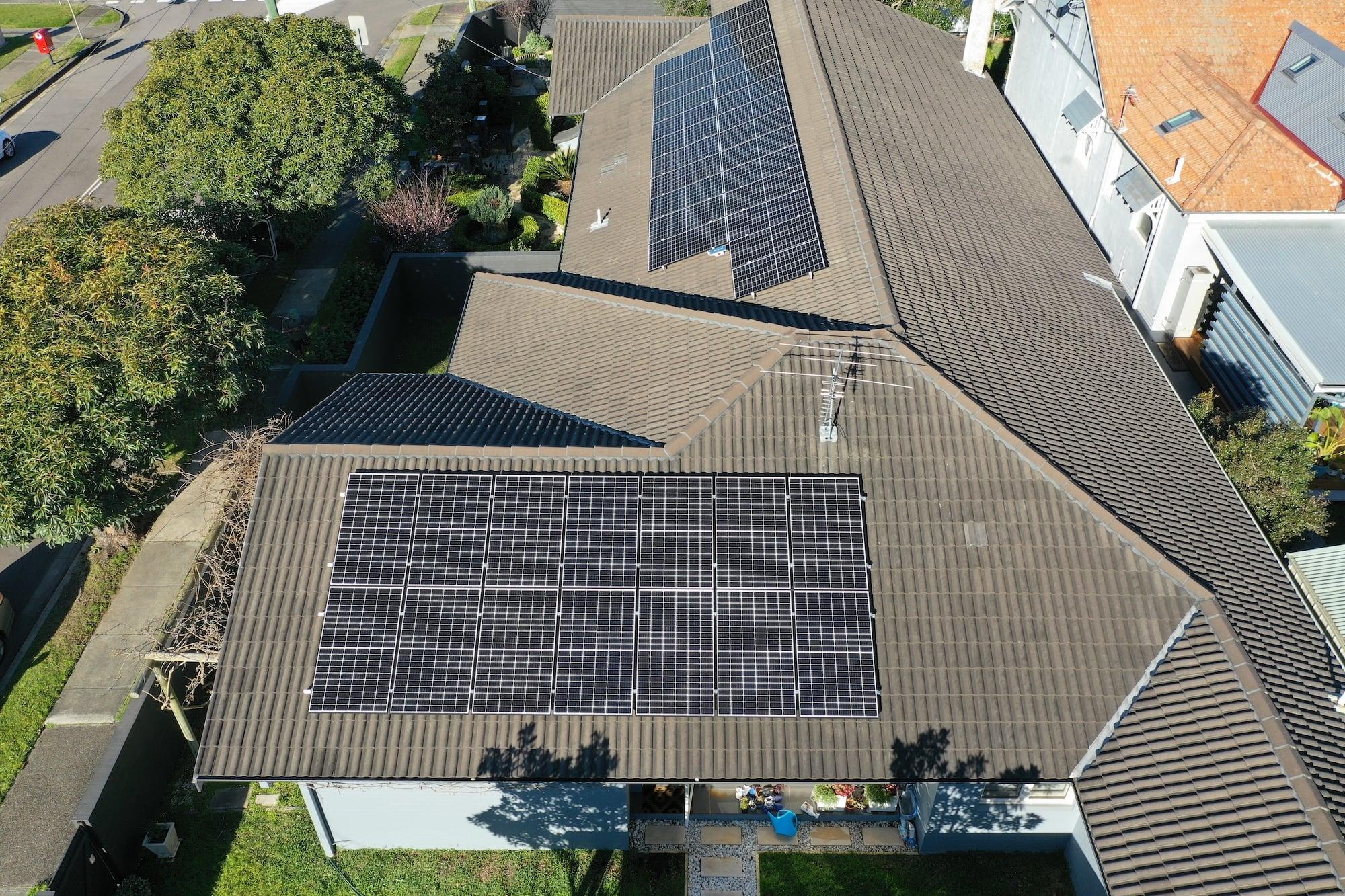 aztech solar panel installation_september 3