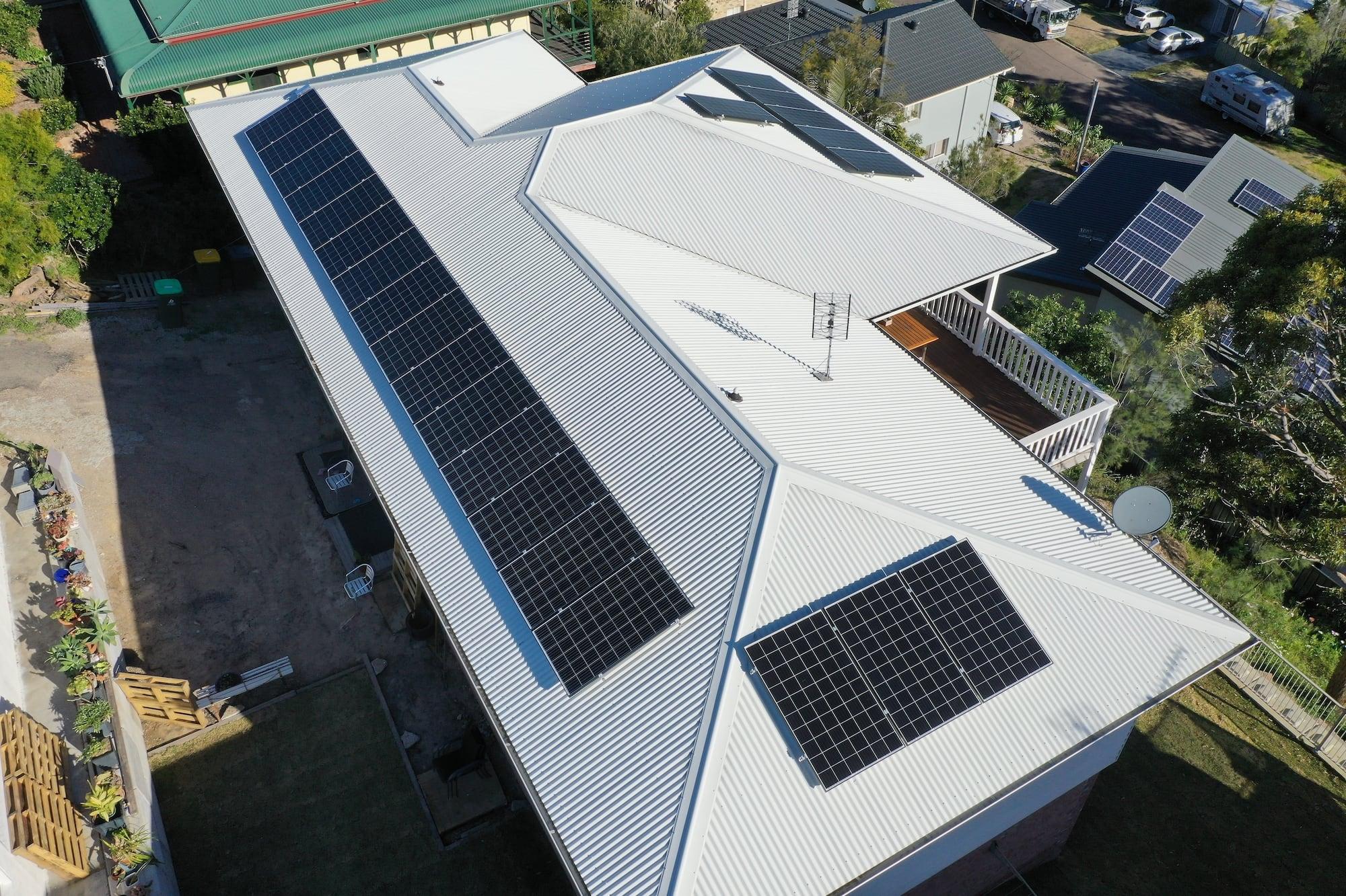 aztech solar panel installation_september 9