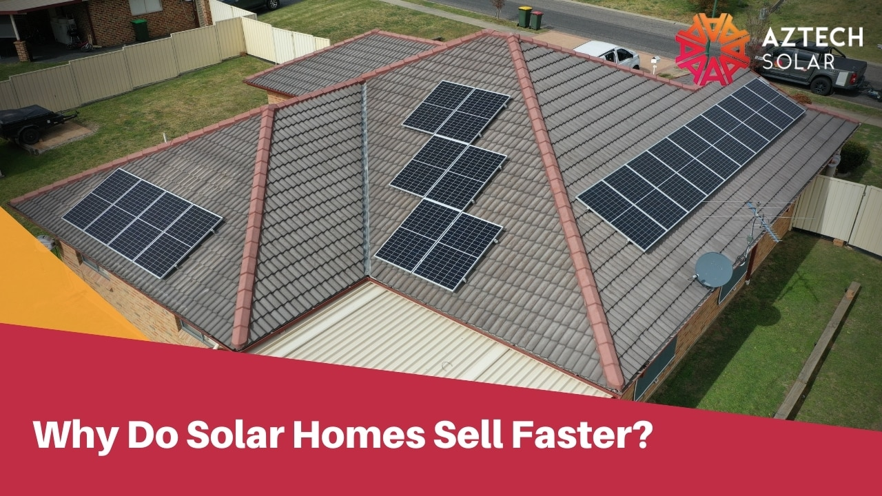 Why Do Solar Homes Sell Faster