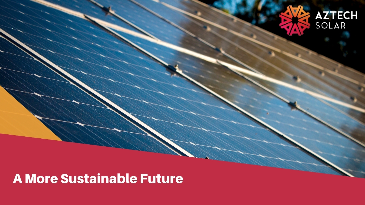 A More Sustainable Future