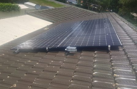raymond terrace solar installation projects