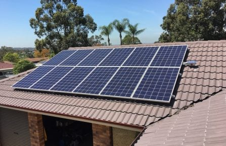 singleton solar installation projects, Solar products, Solar panels, Solar battery storage, Solar power inverter